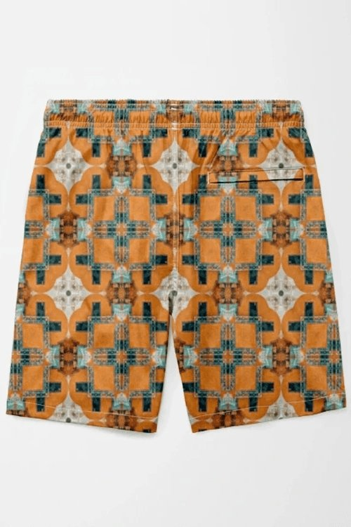 Cela Shorts - MEN SHORTS - NIGEL MARK