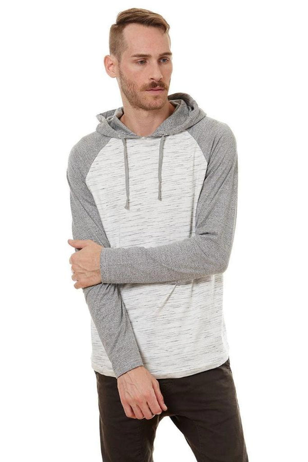 Chad Curved Hem Pullover - MEN TOPS - NIGEL MARK