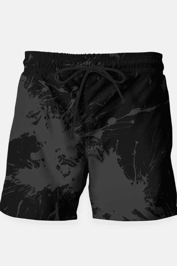 Colliding Worlds Bade Shorts - MEN SHORTS - NIGEL MARK