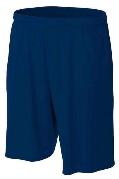 Cooling Performance Shorts with Side Pockets - MEN SHORTS - NIGEL MARK