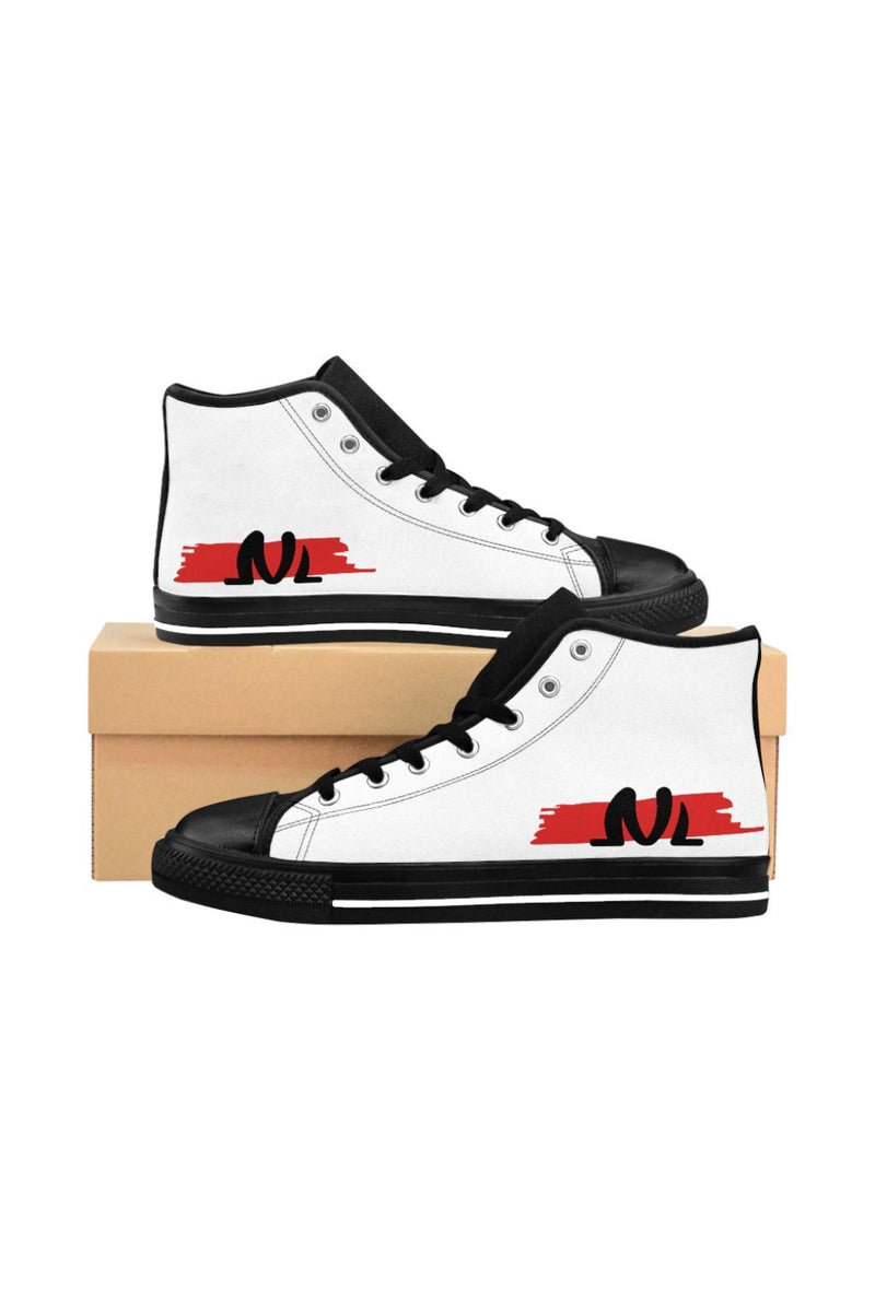 Copy of Men's High-top Sneakers - Shoes - NIGEL MARK