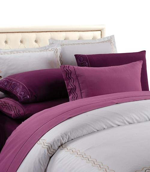 Couture 6 pcs Fitted Sheet Set - BEDROOM - NIGEL MARK