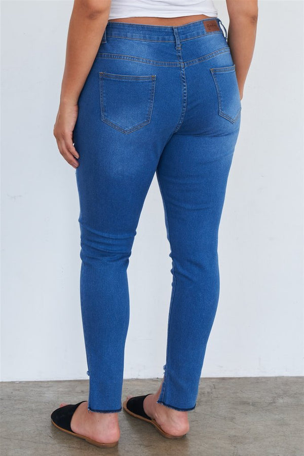Curve Leyla Jeans - PLUS JEANS - NIGEL MARK
