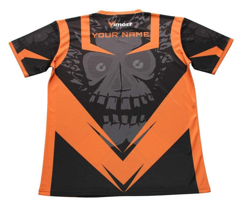 Custom Character Black Gaming Jersey - MEN TOPS - NIGEL MARK