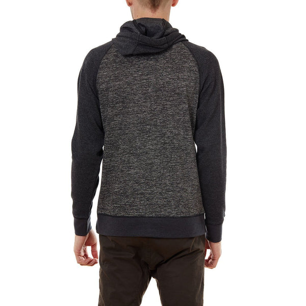 Dark Two Tone Hoodie - Men's Clothing - NIGEL MARK