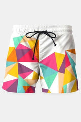 Diamond Shorts - MEN SHORTS - NIGEL MARK