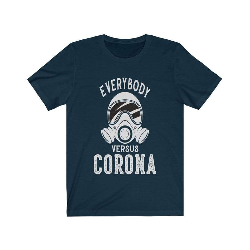 Everyone vs Coronavirus - MEN TOPS - NIGEL MARK