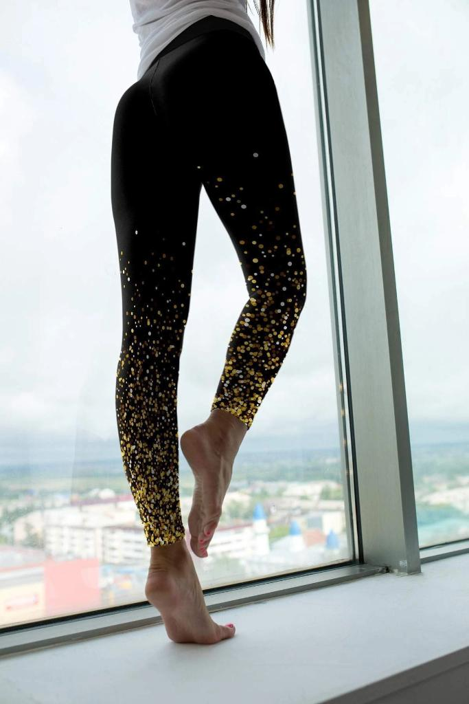 Fireflies Leggings - BOTTOMS - NIGEL MARK