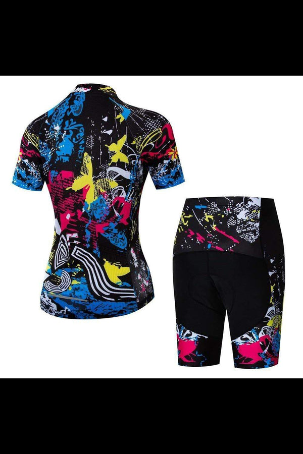 Funny Women MTB Quick Dry Cycling Wear - ACTIVEWEAR - NIGEL MARK