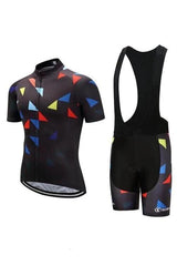 Gel Gad Gibs Shorts Cycling Wear With Jersey - MEN ACTIVEWEAR - NIGEL MARK