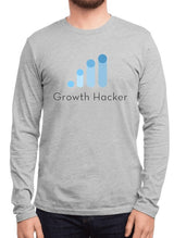 Growth Hacker Full Sleeves T-shirt - MEN TOPS - NIGEL MARK