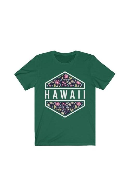 Hawaii Summer Paradise T-Shirt - T-shirts - NIGEL MARK