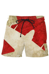 Hawker Typhoon Vintage WW2 Shorts - MEN SHORTS - NIGEL MARK