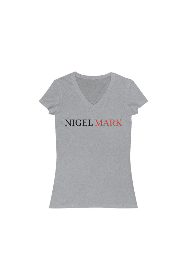 Heater NM V Neck Tee - NM BRANDED - NIGEL MARK
