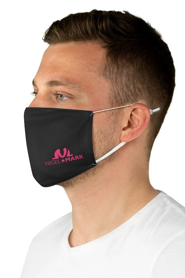 Heliconia NM Face Mask - ACCESSORIES NM BRANDED - NIGEL MARK