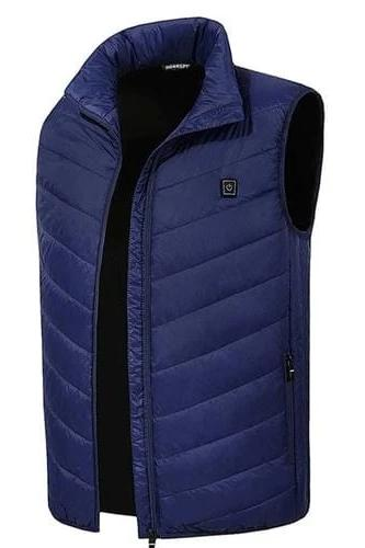High Quality Heated Jackets Vest Down Cotton Mens - MEN JACKETS & COATS - NIGEL MARK
