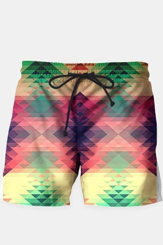 Hipster Wonderland Shorts - MEN SHORTS - NIGEL MARK