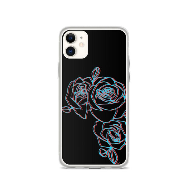 Holographic Rose Case - ACCESSORIES NM BRANDED - NIGEL MARK