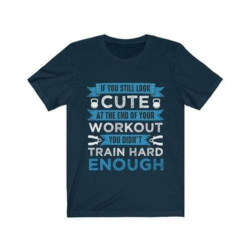 If You Still Look Cute at the End of your Workout - MEN TOPS - NIGEL MARK