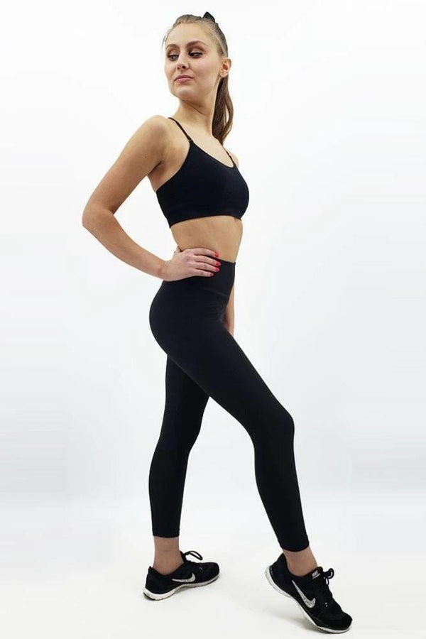 Jean Buttery Soft Leggings - BOTTOMS - NIGEL MARK