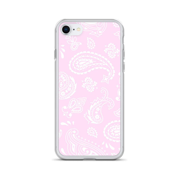 Light Pink Paisley Case - ACCESSORIES NM BRANDED - NIGEL MARK
