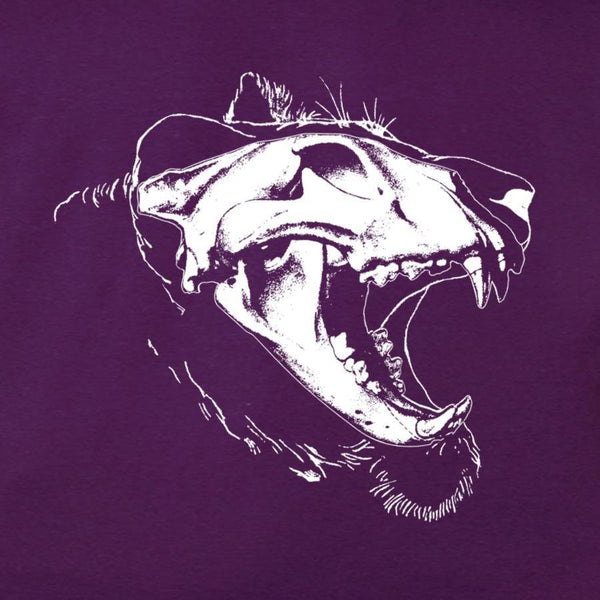 Lion Skull T-Shirt - T-shirts - NIGEL MARK