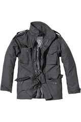 M-65 Classic Field Jacket - Black - MEN JACKETS & COATS - NIGEL MARK