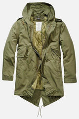 M51 U.S. Parka - Olive - MEN JACKETS & COATS - NIGEL MARK