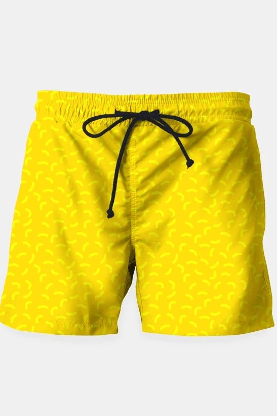 Mac N' Cheese Fer Real Shorts - MEN SHORTS - NIGEL MARK