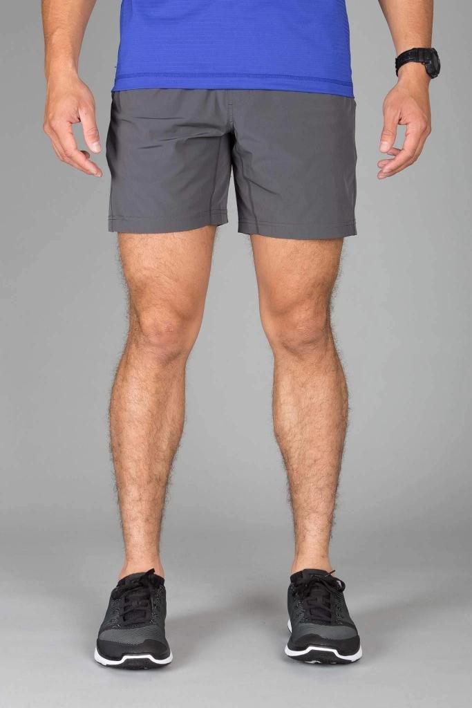 Mako Gray Shorts - MEN ACTIVEWEAR - NIGEL MARK