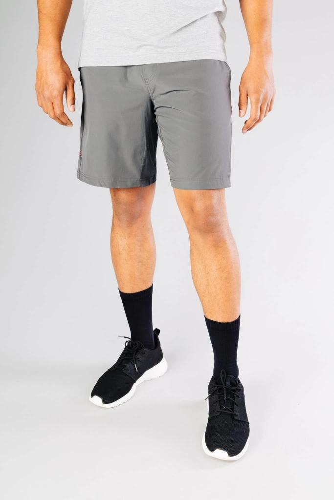 Mako Shorts - Gray - MEN SHORTS - NIGEL MARK