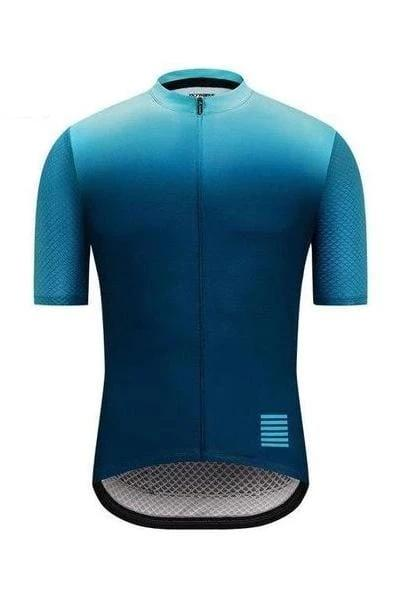 Men Short Sleeve Shirt Mtb Bike Wear - MEN ACTIVEWEAR - NIGEL MARK