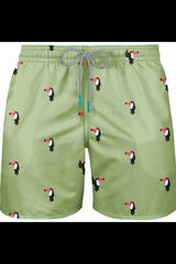 Men Swimwear Toucan Rio - MEN SHORTS - NIGEL MARK