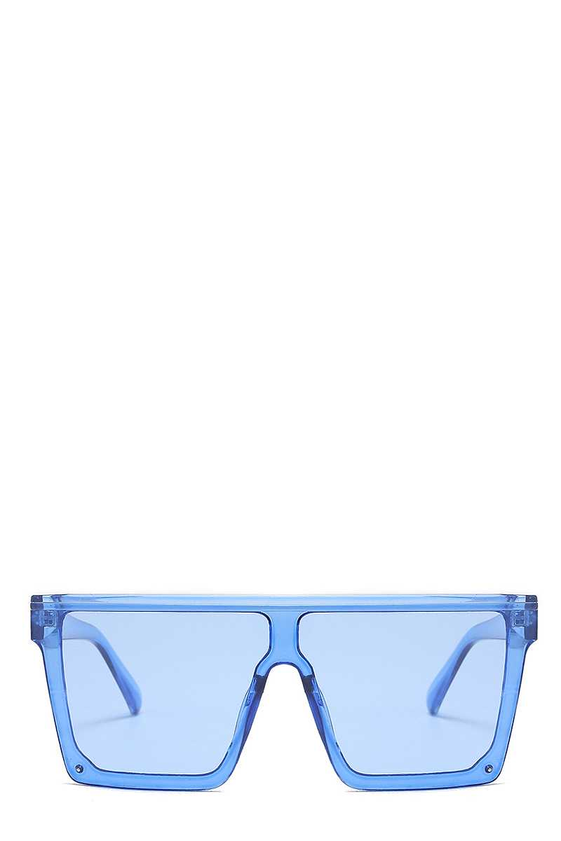 Modern Retro Summer Cool Vibes Colored Sunglasses - NIGEL MARK