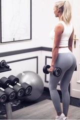 New Fitness Leggings - WOMEN BOTTOMS - NIGEL MARK