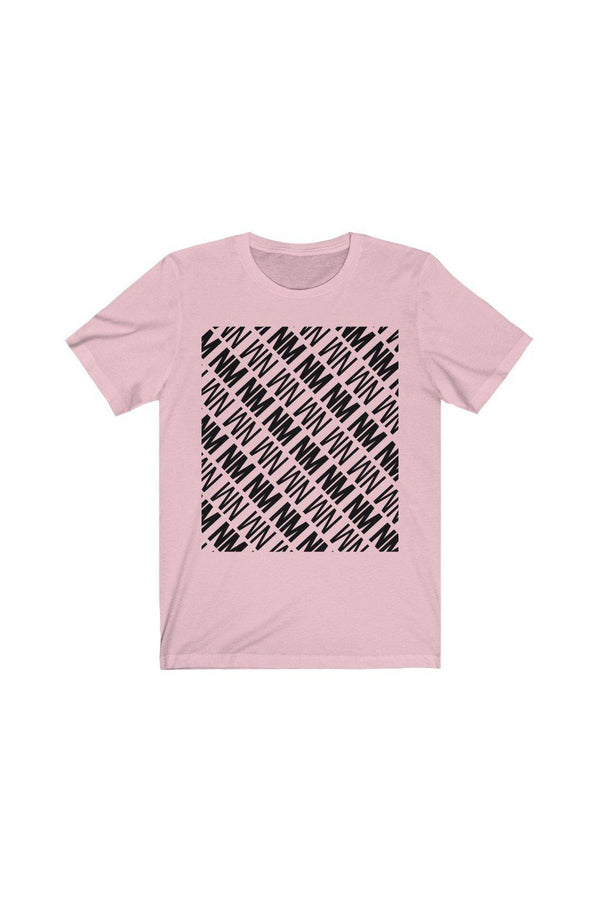 NM Light Pink Tee - NM BRANDED - NIGEL MARK