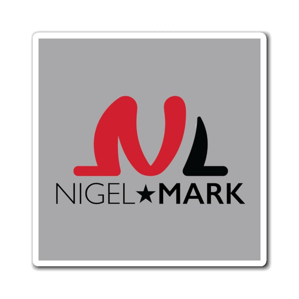 nigel mark logo magnet
