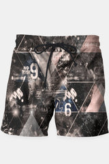 NO 9 Shorts - MEN SHORTS - NIGEL MARK