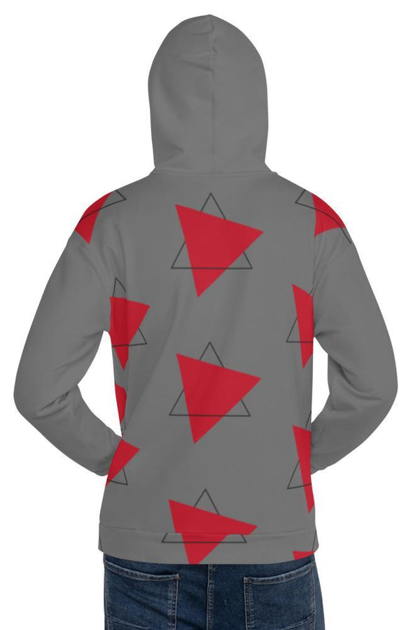 Outter Triangle Hoodie - MEN NM BRANDED - NIGEL MARK