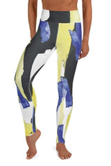 Paint Abstract Leggings, Capris and Shorts - WOMEN BOTTOMS - NIGEL MARK