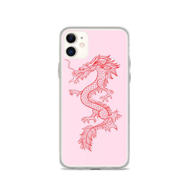 Pink Dragon Case - ACCESSORIES NM BRANDED - NIGEL MARK