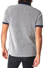 Pique Polo Shirt - Men's Clothing - NIGEL MARK