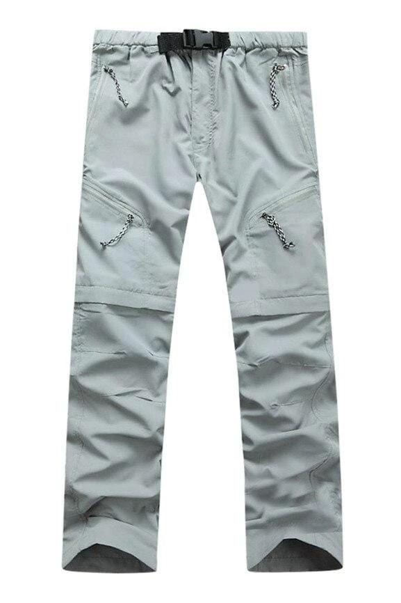 Quick Dry Sweatpants With Pockets And Drawstring - MEN BOTTOMS - NIGEL MARK