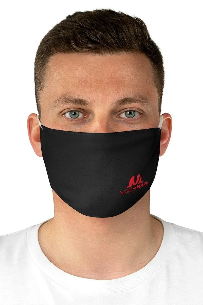 Red NM Face Mask - ACCESSORIES NM BRANDED - NIGEL MARK