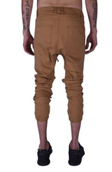 Rich V3 Twill Joggers (Wheat) - MEN BOTTOMS - NIGEL MARK
