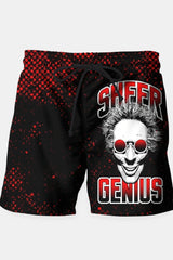 Sheer Genius Swim Shorts - MEN SHORTS - NIGEL MARK