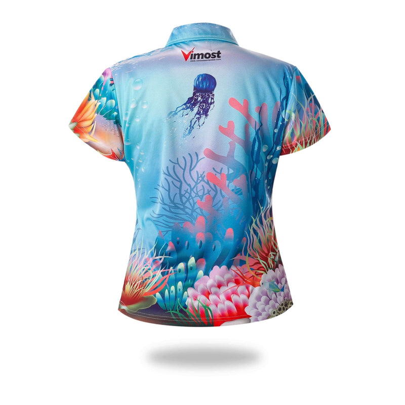 Short Sleeve Woman Fishing Shirts - MEN TOPS - NIGEL MARK