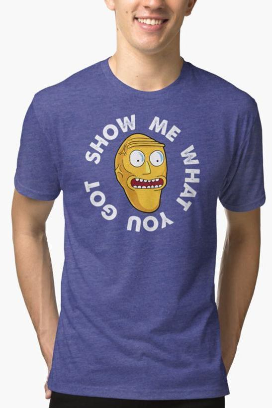 Show Me What You Got T-Shirt - T-shirts - NIGEL MARK