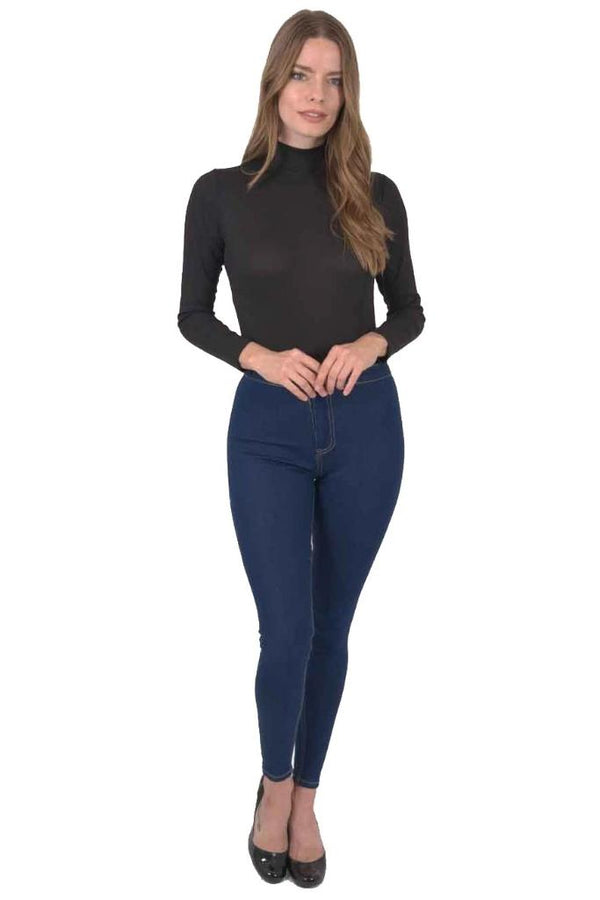 Sierra Skinny Jeans - WOMEN BOTTOMS - NIGEL MARK