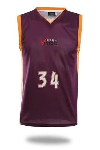 Simple Design Basketball Jersey And Shorts - MEN ACTIVEWEAR - NIGEL MARK